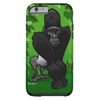 Silverback Gorilla Tough iPhone 6 Case