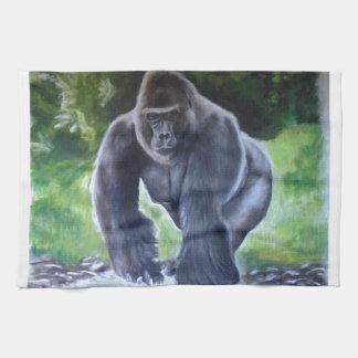 Silverback Gorilla Towel