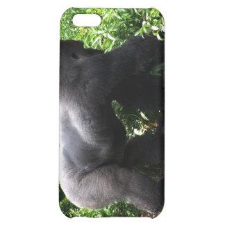 Silverback Gorilla walking sideway iPhone 5C Covers