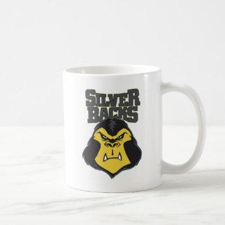 Silverback Logo WW Classic White Coffee Mug