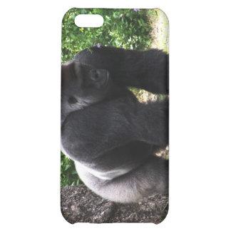 Silverback Male Gorilla walking head down.jpg Case For iPhone 5C