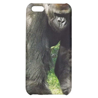 Silverback Male Lowland Gorilla Standing Up iPhone 5C Cover