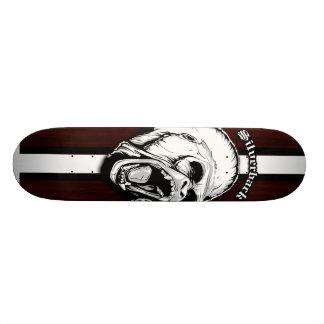 Silverback Skateboard Deck