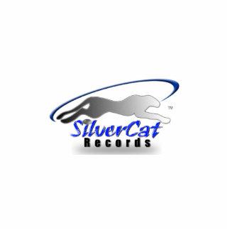 SilverCat Records Sculpture