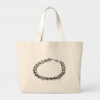 SilverChain072509 Canvas Bags