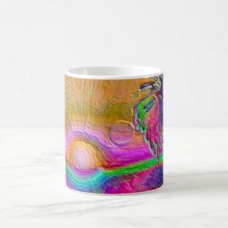 Silverlake Sunset 1 Coffee Mugs