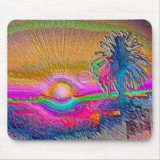 Silverlake Sunset 1 Mousepad