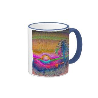 Silverlake Sunset 1 Mugs