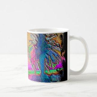 Silverlake Sunset 1 Negative Coffee Mug