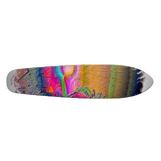 Silverlake Sunset 1 oval, Art Signature Skateboards