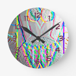Silverline 2013 - Merry Christmas HappyNewYear Wall Clocks