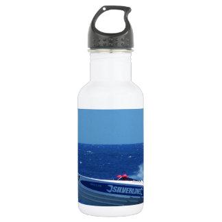 Silverline sponsored powerboat. 18oz water bottle