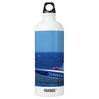 Silverline sponsored powerboat. SIGG traveler 1.0L water bottle