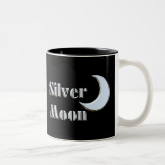 Silvermoon Two-Tone Coffee Mug