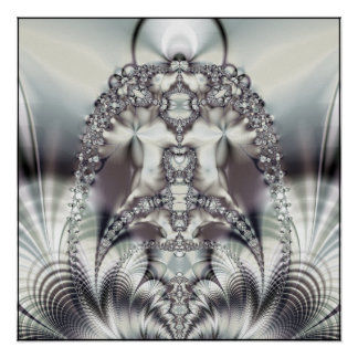 silverplated organics poster