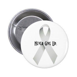 Silverribbons Pinback Button