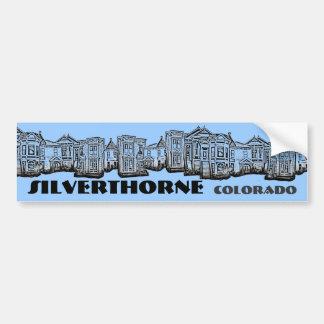 Silverthorne Colorado old vintage bumpersticker Bumper Sticker