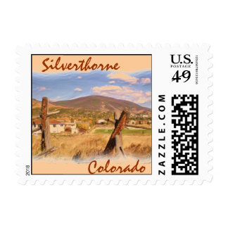 Silverthorne Colorado stamp