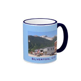 Silverton, CO Coffee Mug