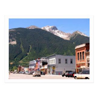 Silverton, CO Postcard