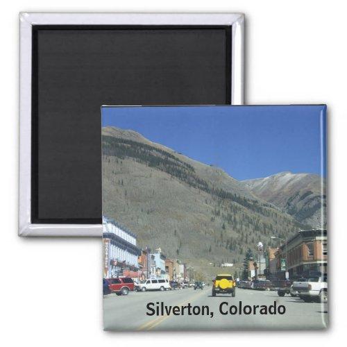 Silverton Colorado Magnet