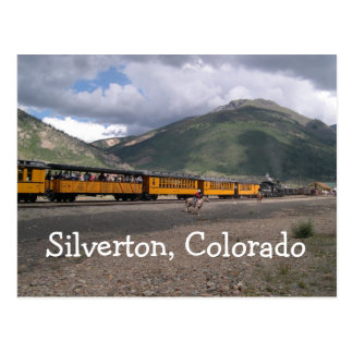 Silverton Colorado Postcard