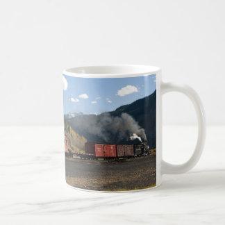 Silverton, taza del viaje del tren de Colorado