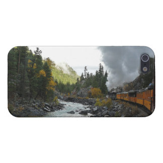 Silverton Train iPhone SE/5/5s Case