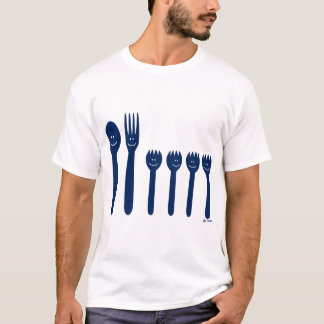 Silverware Family T-Shirt
