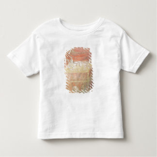 Silverware on a table toddler t-shirt