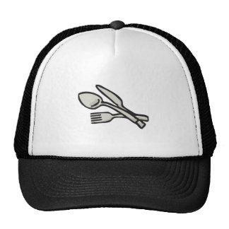 Silverware Utensils Trucker Hat