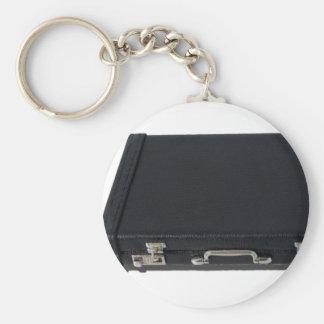 SilverwareAndBriefcase070315 Basic Round Button Keychain