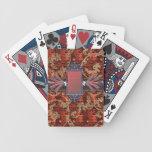 silverwings bicycle card deck
