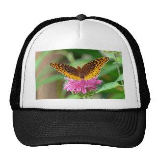 Silvery Checkerspot Butterfly Trucker Hat