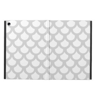 Silvery Fish Scale 1 iPad Air Cover