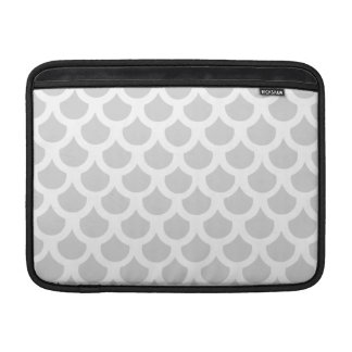 Silvery Fish Scale 2 MacBook Air Sleeve