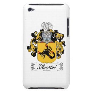 Silvestri Family Crest iPod Case-Mate Cases