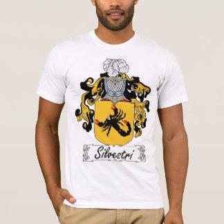 Silvestri Family Crest T-Shirt