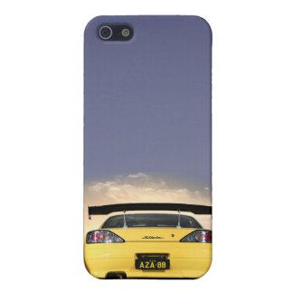 Silvia - caja del teléfono iPhone 5 carcasa