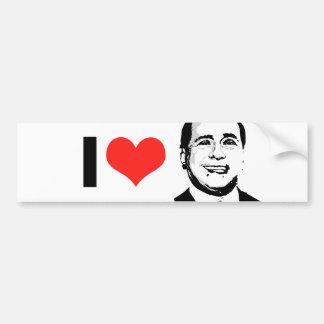 Silvio Berlusconi Bumper Sticker