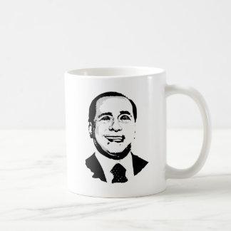 Silvio Berlusconi Tazas