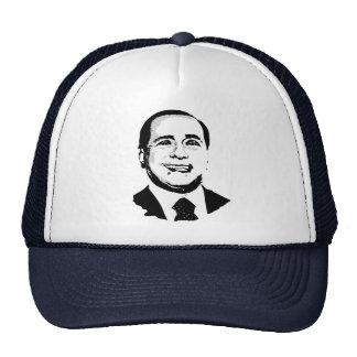 Silvio Berlusconi Trucker Hat