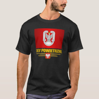Sily Powietrzne (Polish Air Force) T-Shirt