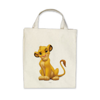 Simba Canvas Bags