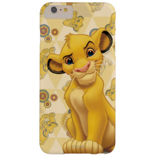 Simba Barely There iPhone 6 Plus Case
