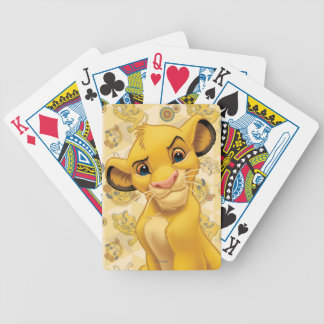 Simba Bicycle Playing Cards