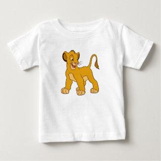 Simba Disney del león de rey Poleras