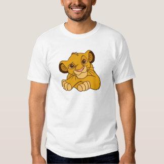 Simba Disney Remera