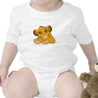 Simba Disney Traje De Bebé