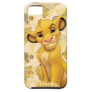 Simba iPhone 5 Cárcasa
